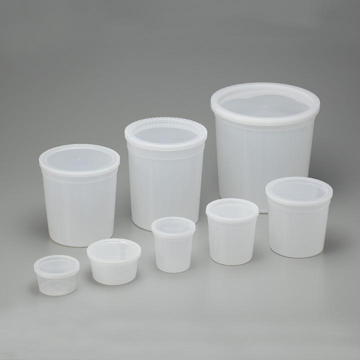 ディスポーザブル試料保存容器/多目的容器