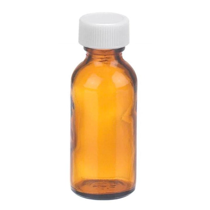 褐色細口瓶