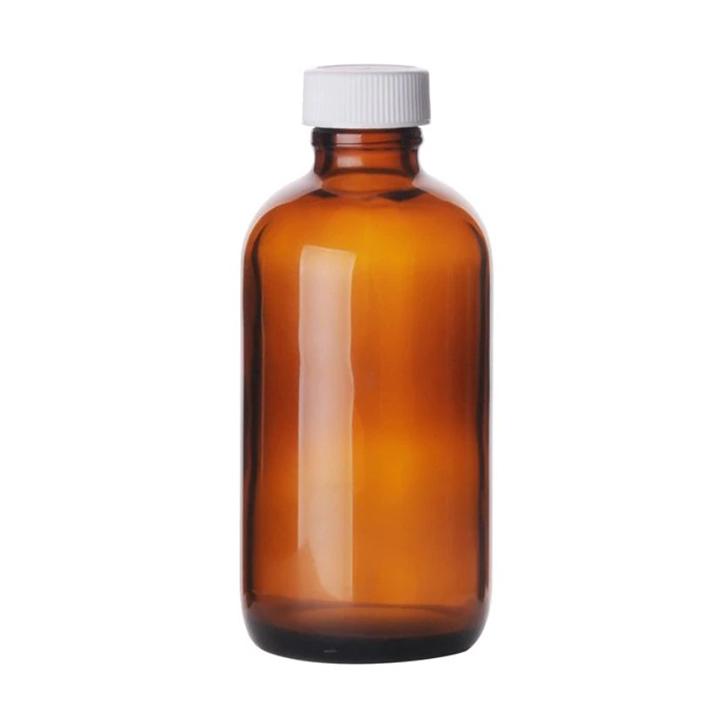 セーフコート褐色細口瓶