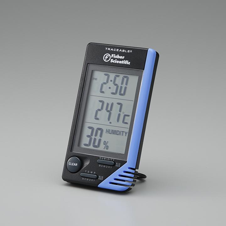 Traceable デジタル温湿度計