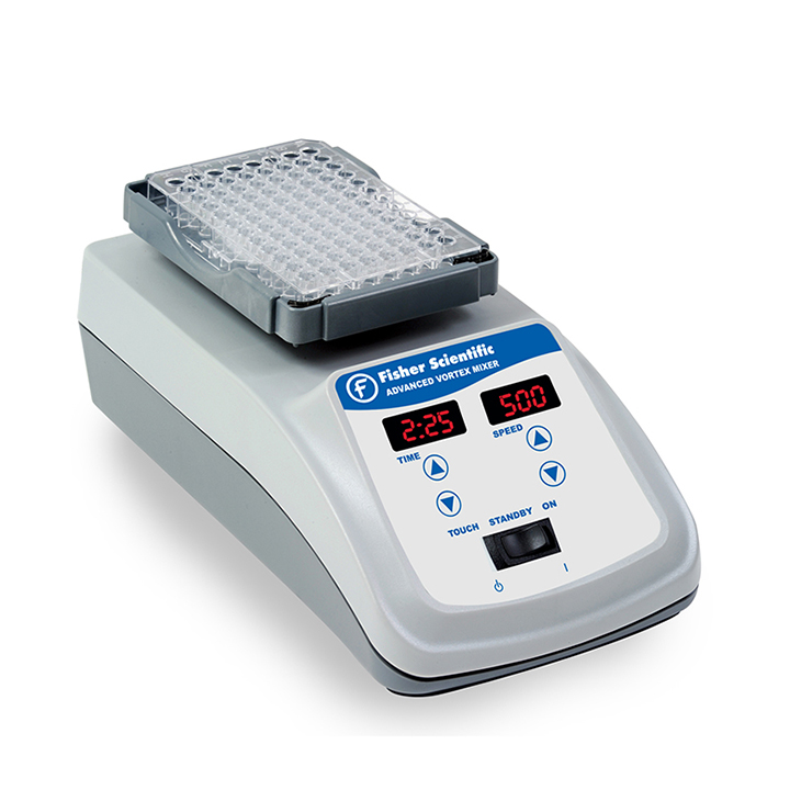 マイクロプレートボルテックスミキサー デジタル